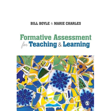 Boyle, Bill Formative Assessment for Teaching and Learning