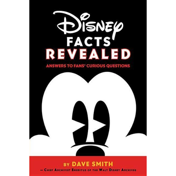 Smith, Dave Disney Facts Revealed: Answers to Fans' Curious Questions