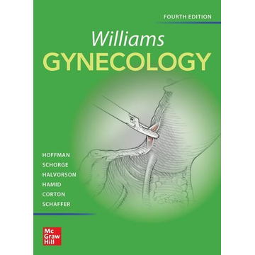 Schaffer, Joseph Williams Gynecology, Fourth Edition
