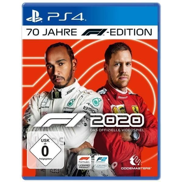 Koch Media GmbH F1 2020 70 Jahre F1 Edition (PlayStation PS4)