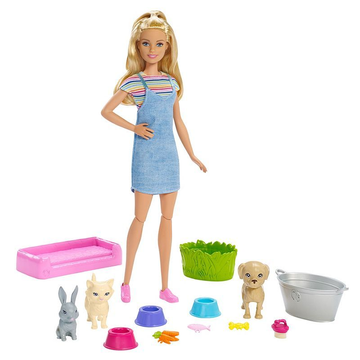 Barbie Doll and Playset, Multicolour, Female, Girl, 3 yr(s), Not for children under 36 months