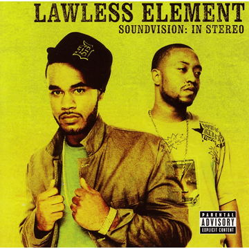 LAWLESS ELEMENT Soundvision: In Stereo