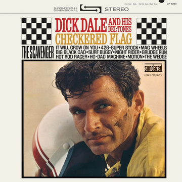 Dale,Dick Checkered Flag
