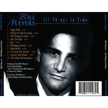Bill Meyers All Things in Time