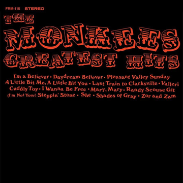 Monkees,The Greatest Hits [Colgems]