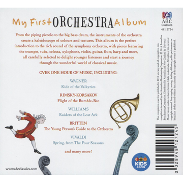 Various Artists My First Orchestra Album [ABC Classics]