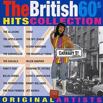 Various Artists British 60's Collection