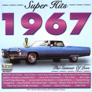 Various Artists Super Hits 1967: The Summer of Love
