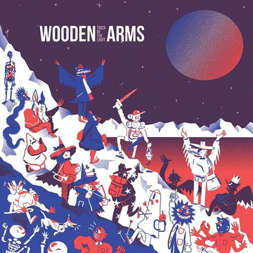 Wooden Arms Trick of the Light