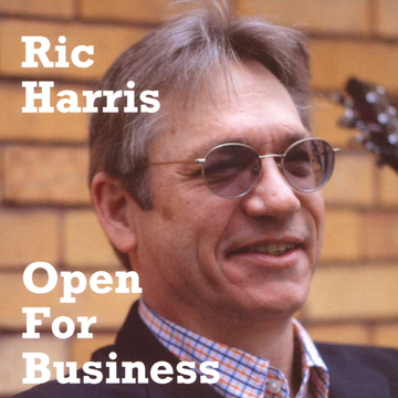 Ric Harris Open for Business