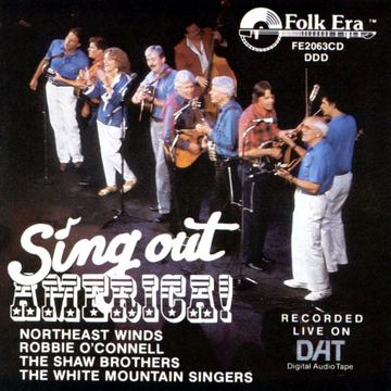 Various Artists Sing Out America!