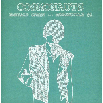 Cosmonauts Emerald Green