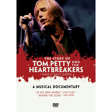 Petty,Tom I Won't Back Down: Story of