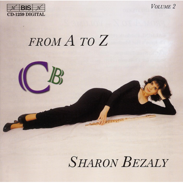 Bezaly,Sharon From A to Z, Vol. 2