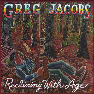 Greg Jacobs Reclining With Age