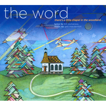 The Word There's a Little Chapel In the Woodland...
