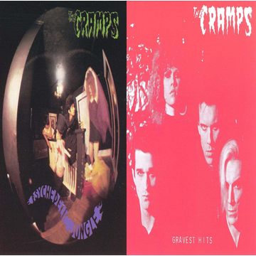 The Cramps Psychedelic Jungle/Gravest Hits