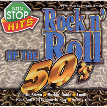 Various Artists Non Stop Hits: Rock N' Roll of the 50's