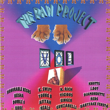 Various Artists Paw Project, Vol. 1