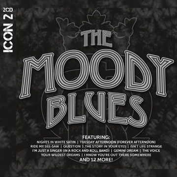 The Moody Blues Icon 2