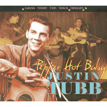 Tubb,Justin Pepper Hot Baby