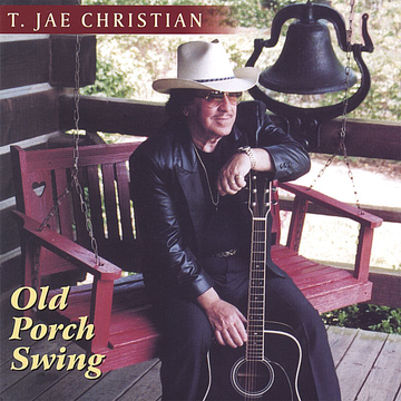 T. Jae Christian Old Porch Swing