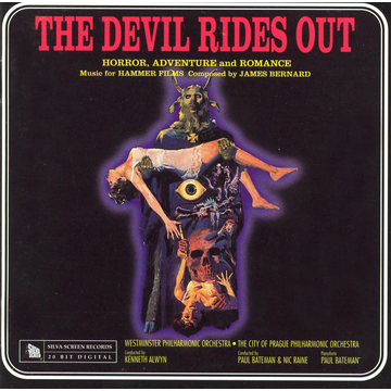 OST DEVIL RIDES OUT-MUSIC FROM HAM