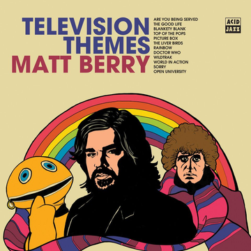 Matt Berry Television Themes