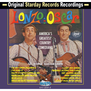 Lonzo & Oscar America's Greatest Country Comedians