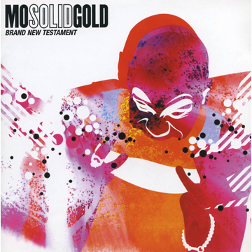 Mo Solid Gold Brand New Testament