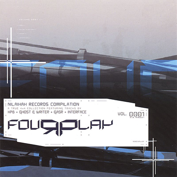 XP8 / Ghost & Writer / Gasr / Interface Fourplay, Vol. 1