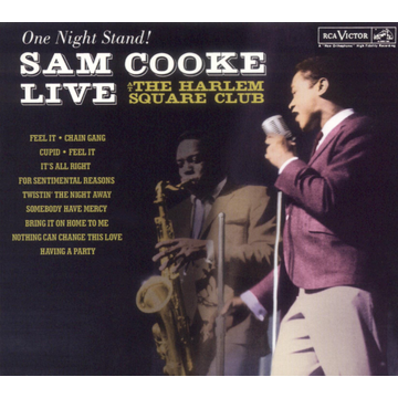 Sam Cooke One Night Stand! At the Harlem Square Club