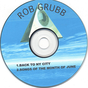 Rob Grubb We Gotta Race With Time ... Shout Change
