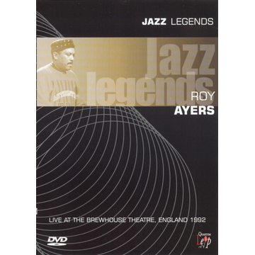 Roy Ayers Jazz Legends: Live Brewhouse Theatre 1992