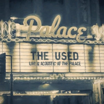 Used,The Live and Acoustic at the Palace
