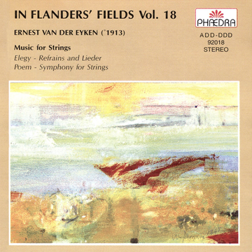 Brtn Philharmonic Orchestra In Flanders' Fields, Vol. 18: Music for Strings