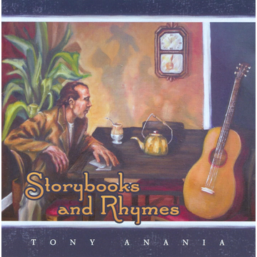 Tony Anania Storybooks and Rhymes