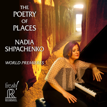 Nadia Shpachenko Poetry of Places
