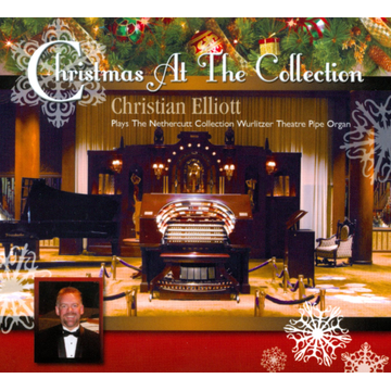 Christian Elliott Christmas at the Collection