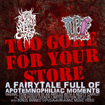 Various Artists Fairytale Full of Apotemnophiliac Moments