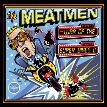 The Meatmen War of the Superbikes, Vol. 2