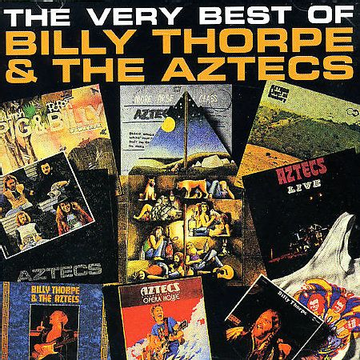 Billy Thorpe & The Aztecs Very Best of Billy Thorpe & the Aztecs