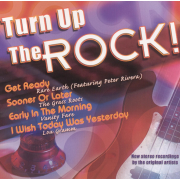 Various Artists Turn Up the Rock!
