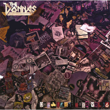 Donnas,The Greatest Hits, Vol. 16