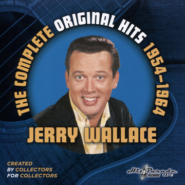 Jerry Wallace Complete Original Hits 1954-1964