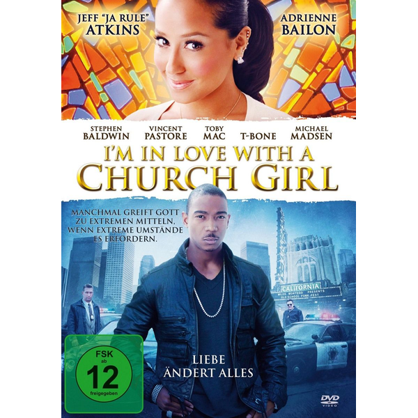 DVD - I'm in Love with a Church Girl