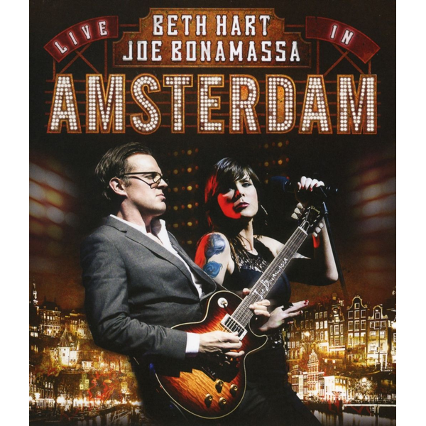 Hart,Beth - Live in Amsterdam [Video]
