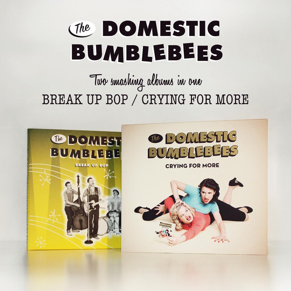 Domestic Bumblebees,The - Break Up Bop/Crying For More