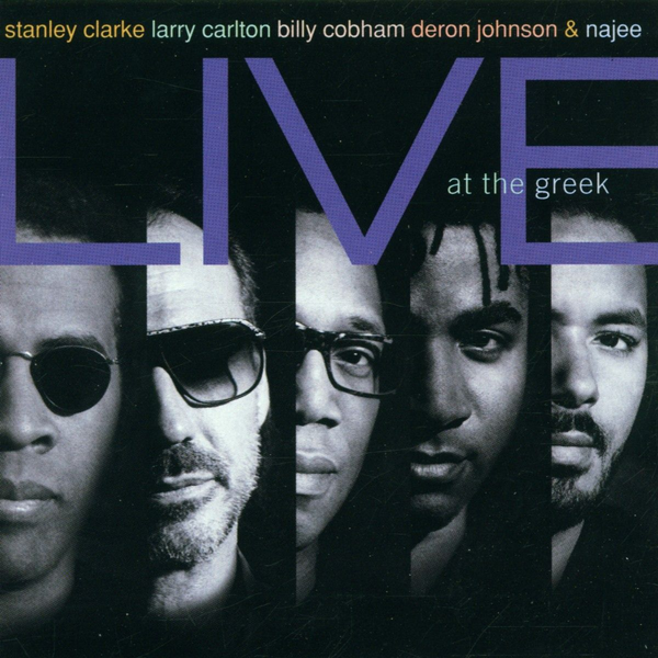 Clarke,Stanley - Stanley Clarke & Friends Live At The Greek