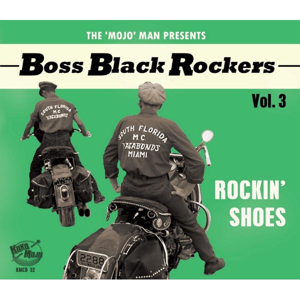 Various - Boss Black Rockers Vol.3-Rockin' Shoes